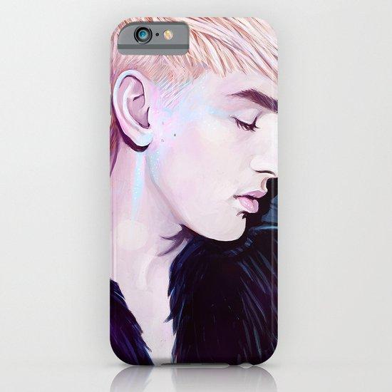 A boy like me iPhone & iPod Case