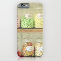 iPhone & iPod Case featuring Bonbon by Cassia Beck