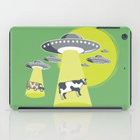 Late Night Snack iPad Case