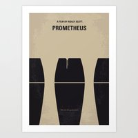 No157 My Prometheus Mini… Art Print