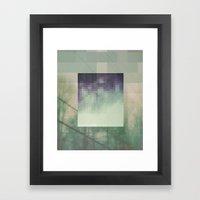 Art Wire Framed Art Print