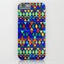Shimmering Geometric iPhone & iPod Case