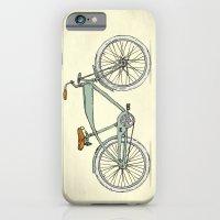 Retro-bicycles (1903) iPhone 6 Slim Case
