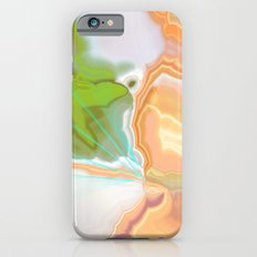 Silent Whispers iPhone 6 Slim Case