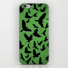 Morrigan's Murder iPhone & iPod Skin