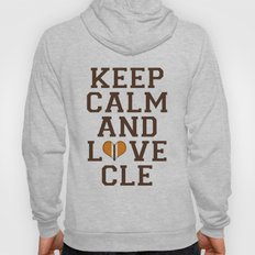 LOVE CLE BROWNS II Hoody