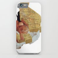 Southern Comforter iPhone 6 Slim Case