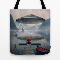 the calm Tote Bag