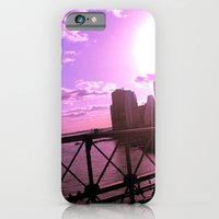 iPhone & iPod Case featuring As the Sun Sets by Kelsey Pohlmann