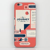 The Destination iPhone & iPod Skin
