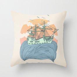 Throw Pillow - Mother Nature - Fernanda S.