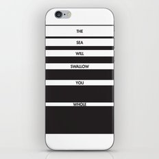 Swallow You Whole iPhone & iPod Skin