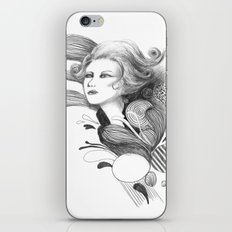 Beethoven iPhone & iPod Skin