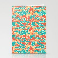 Hipster Camo Stationery Cards
