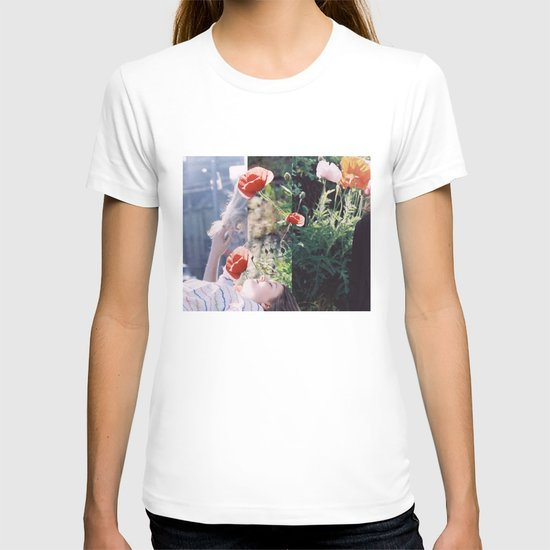 Friends + Flowers T-shirt