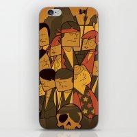 The Goonies iPhone & iPod Skin