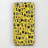 A.W.W.A. YY iPhone & iPod Skin