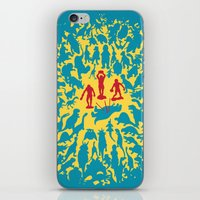 Hunted! iPhone & iPod Skin