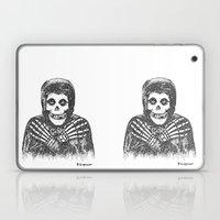 Crimson Ghost Laptop & iPad Skin