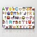 Sesame Street Alphabet iPad Case