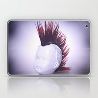 Rebelious Young Person Laptop & iPad Skin