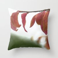 Hangin´together Throw Pillow