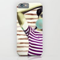 iPhone & iPod Case featuring Bubble by Mi Nu Ra