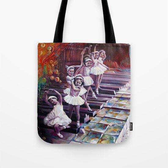 Satie Tote Bag