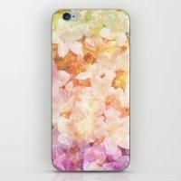 Azalea Flowers iPhone & iPod Skin