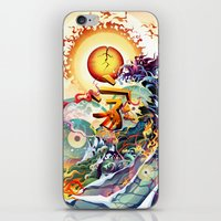 Japan Earthquake 11-03-2… iPhone & iPod Skin