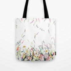 Santa Fe Cactus Love Tote Bag