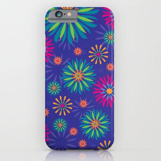 Psychoflower Violet iPhone & iPod Case