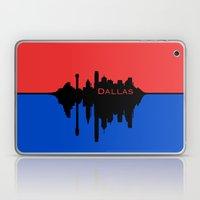 Dallas City Skyline Laptop & iPad Skin