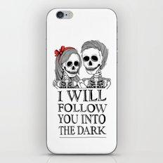 Lovely Bones iPhone & iPod Skin