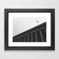 DC #2 Framed Art Print