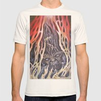 Hothead Mens Fitted Tee Natural SMALL