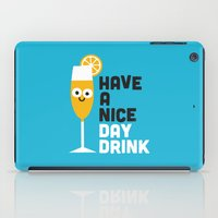 Thanks a Brunch iPad Case