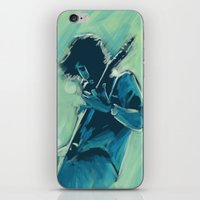 mr david grohl iPhone & iPod Skin