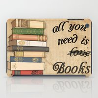 All You Need Is... iPad Case