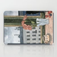 Rose Bouquet iPad Case