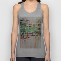 ABSTRACTION island Unisex Tank Top