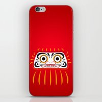 Japan Serie 1 - DARUMA iPhone & iPod Skin