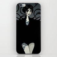 Dark Deco iPhone & iPod Skin