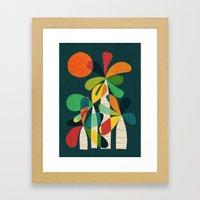 Palma Framed Art Print