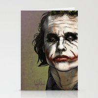 Now I'm Always Smiling Stationery Cards