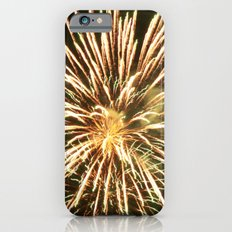 Up-close Fireworks iPhone 6s Slim Case