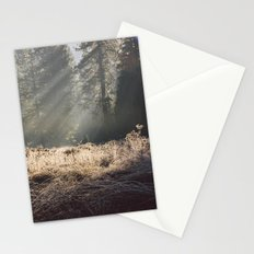 Sunrise Meadow Stationery Cards