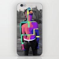 Boy Urban 2 iPhone & iPod Skin