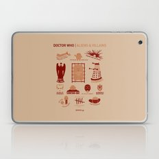 Doctor Who | Aliens & V… Laptop & iPad Skin