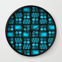It Is What It Is 2 Wall Clock